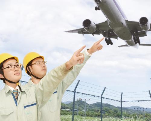 航空設備クラス